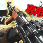【CoD:WARZONE】WARZONE専用AKを見つけた。