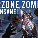 Call of Duty Warzone Zombies are INSANE!