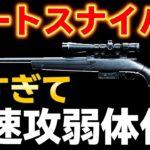 【CoD:WARZONE】チートスナイパー!速攻で弱体化されたwww