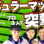 【スプラトゥーン2】カラマリでナワバリ!レギュラーマッチに突撃してみた【カラマリゲーム】