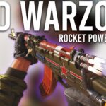 Call of Duty Warzone – The Rocket Powered AK47 is INSANE!