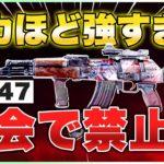 【COD:BOCW】強すぎてプロから批判された「AK-47」公式大会で禁止に!!プロ愛用装備にしたら無双が止まらない!!【ラビハン実況】