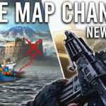 Huge Map changes and New Guns coming to COD Warzone!