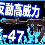 高火力だけど高反動!CW-AK47【COD:WARZONE】