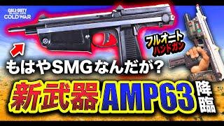 【CoD:BOCW】は?新武器のフルオートハンドガン『AMP63』もはやSMGなんだが?ww【ハセシン】Call of Duty: Black Ops Cold War