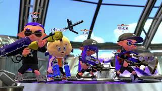 【スプラトゥーン2】ゲームは楽しくやんなきゃね!!!【切り抜き】
