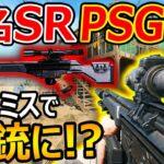 【CoD:BOCW】超有名SR PSG-1にガンスミスで大変身!!『最強威力ARと倍スコの相性が最高な件!』【実況者ジャンヌ】